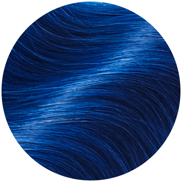 Blue Ultra Seamless Tape In Extensions