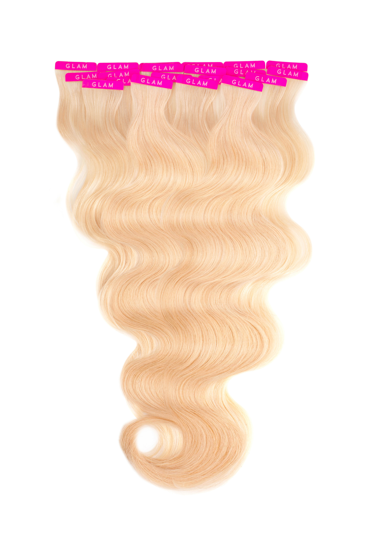 Beach Blonde (613) Beach Wave Tape In