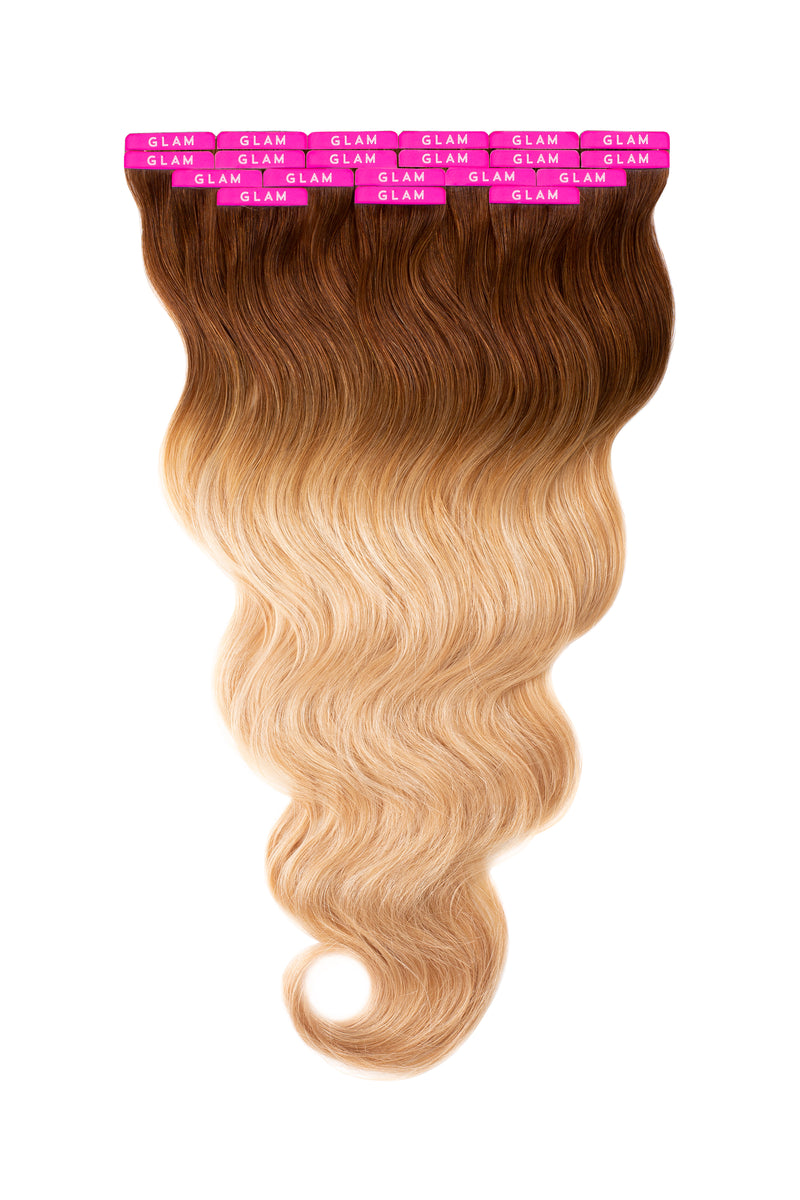 Beach Wave Tape In Hair Extension