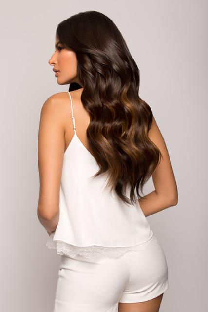Hawaii Ombre Invisi-Ponytail