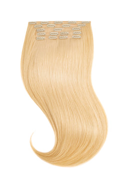 Beach Blonde Clip In Extensions