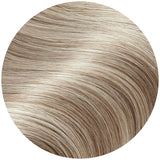 Ultra Seamless Tape In Hair Extensions Champagne Highlights