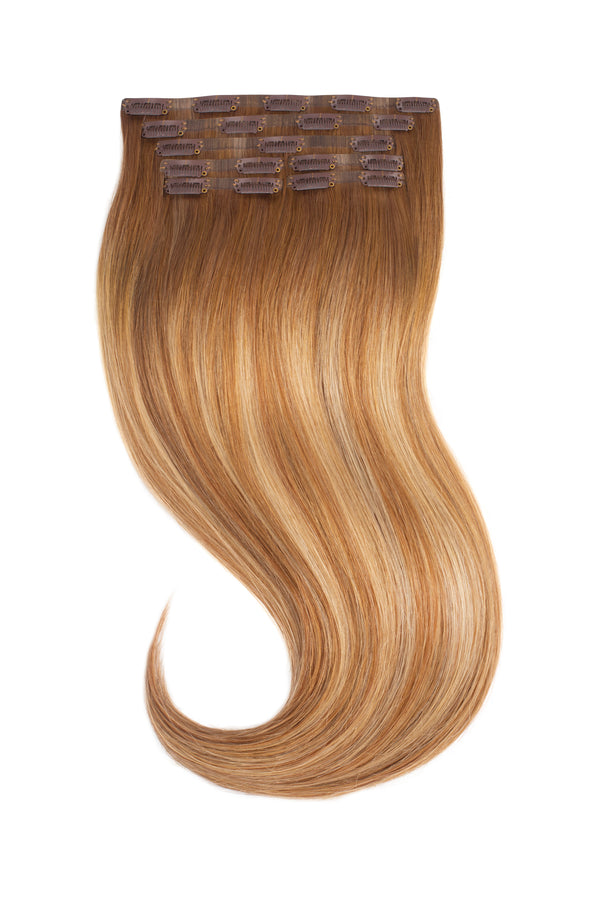 Bahamian Balayage Clip Ins Hair Extension