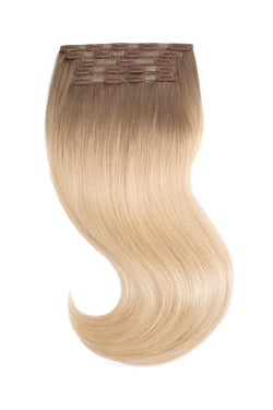 Santa Monica Blonde Clip In Hair Extensions