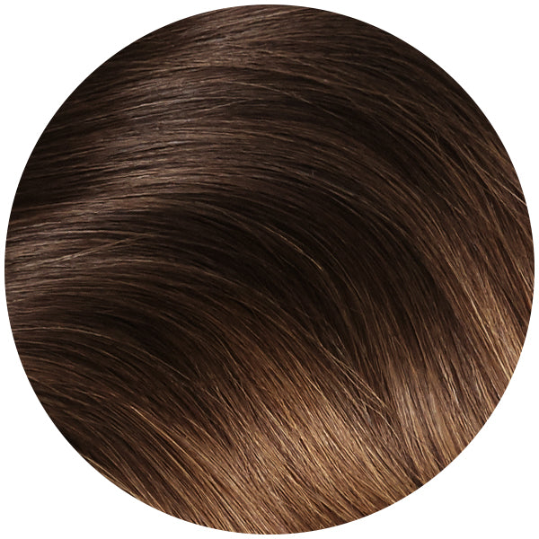 Chocolate Dip Ombre U-Part Wig