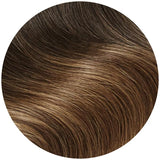 Honey Dip Ombré (2/6) Hand-Tied Wefts swatch