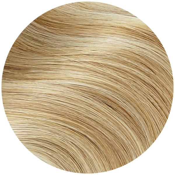 Beach Blonde Highlights (18/613) Naturally Glam Lace Clip Ins