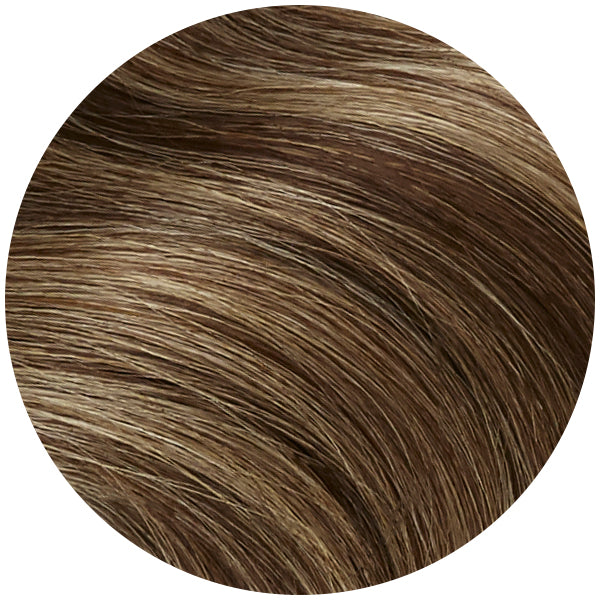 Caramelt Highlights (3/12) Wavy Tape-In Remy Hair Extension