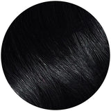 Jet Black (1) Naturally Glam Lace Clip Ins