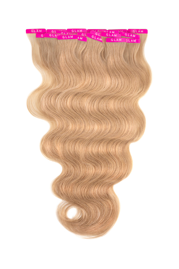 Dirty Blonde (12) Beach Wave Tape In