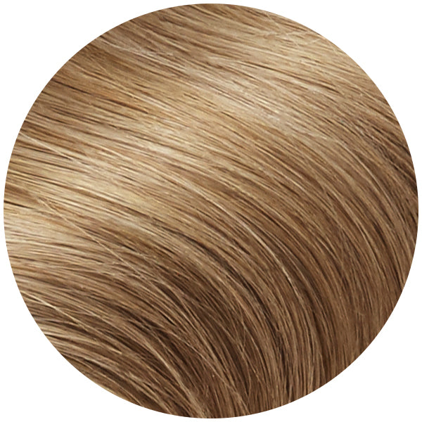 Dirty Blonde Wavy Tape In Hair Extensions