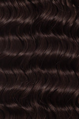 Natural Black Wavy Weft Bundle