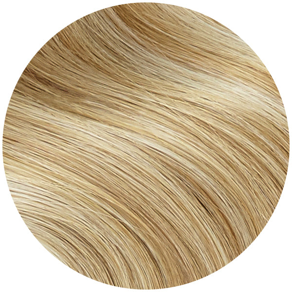 Remy Tape In Hair Extensions Beach Blonde Highlights