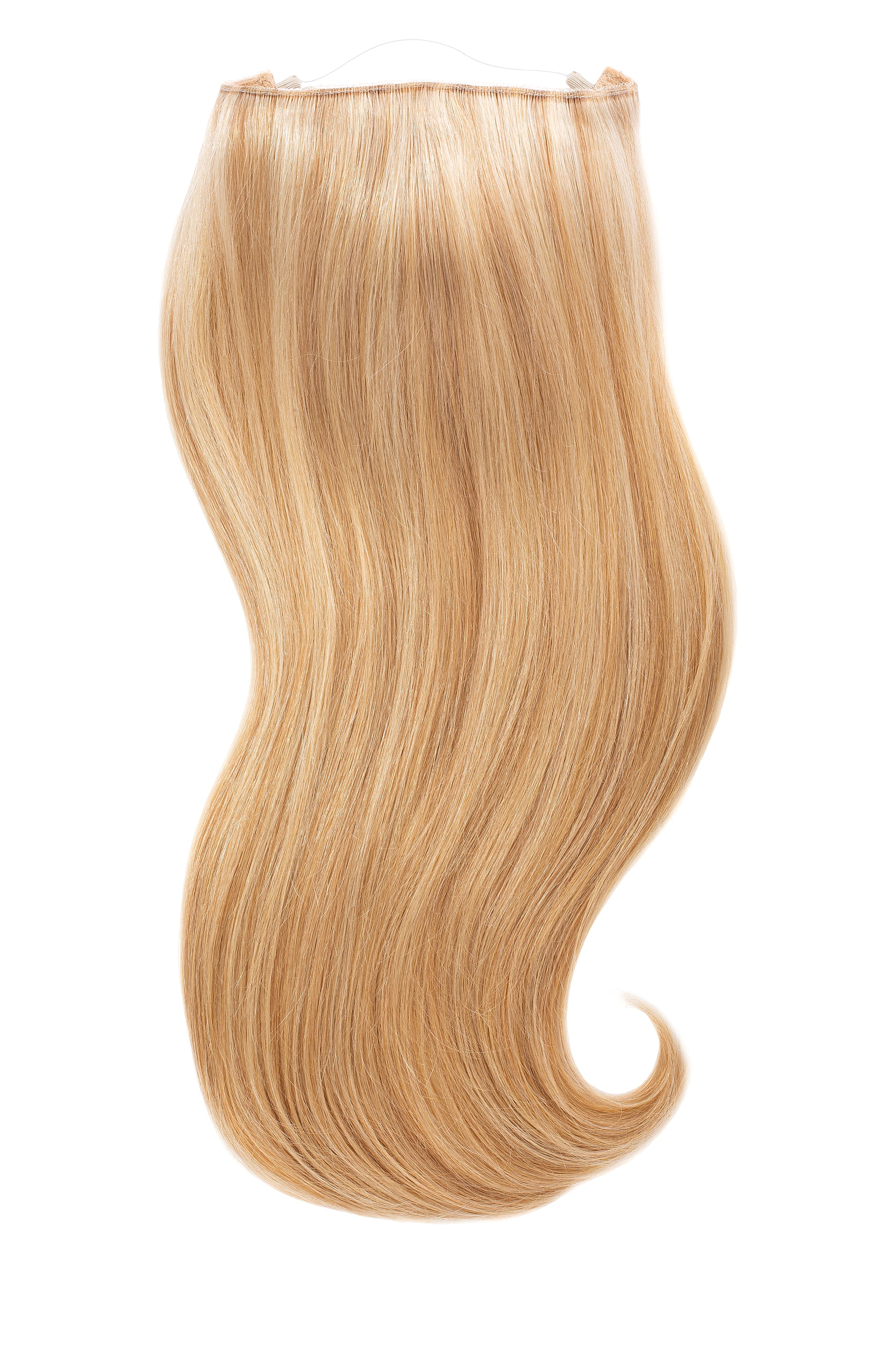 Blonde Highlights Halo Hair Extension