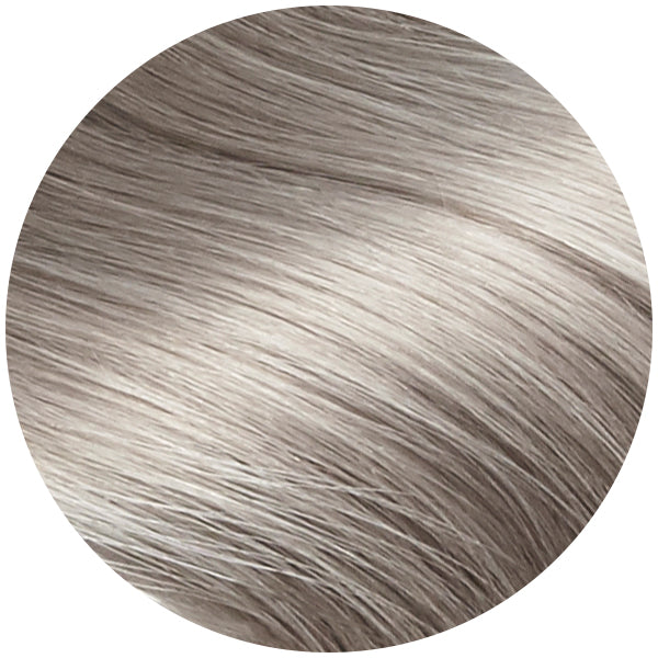 Grey Ultra Seamless Tape In Extensions