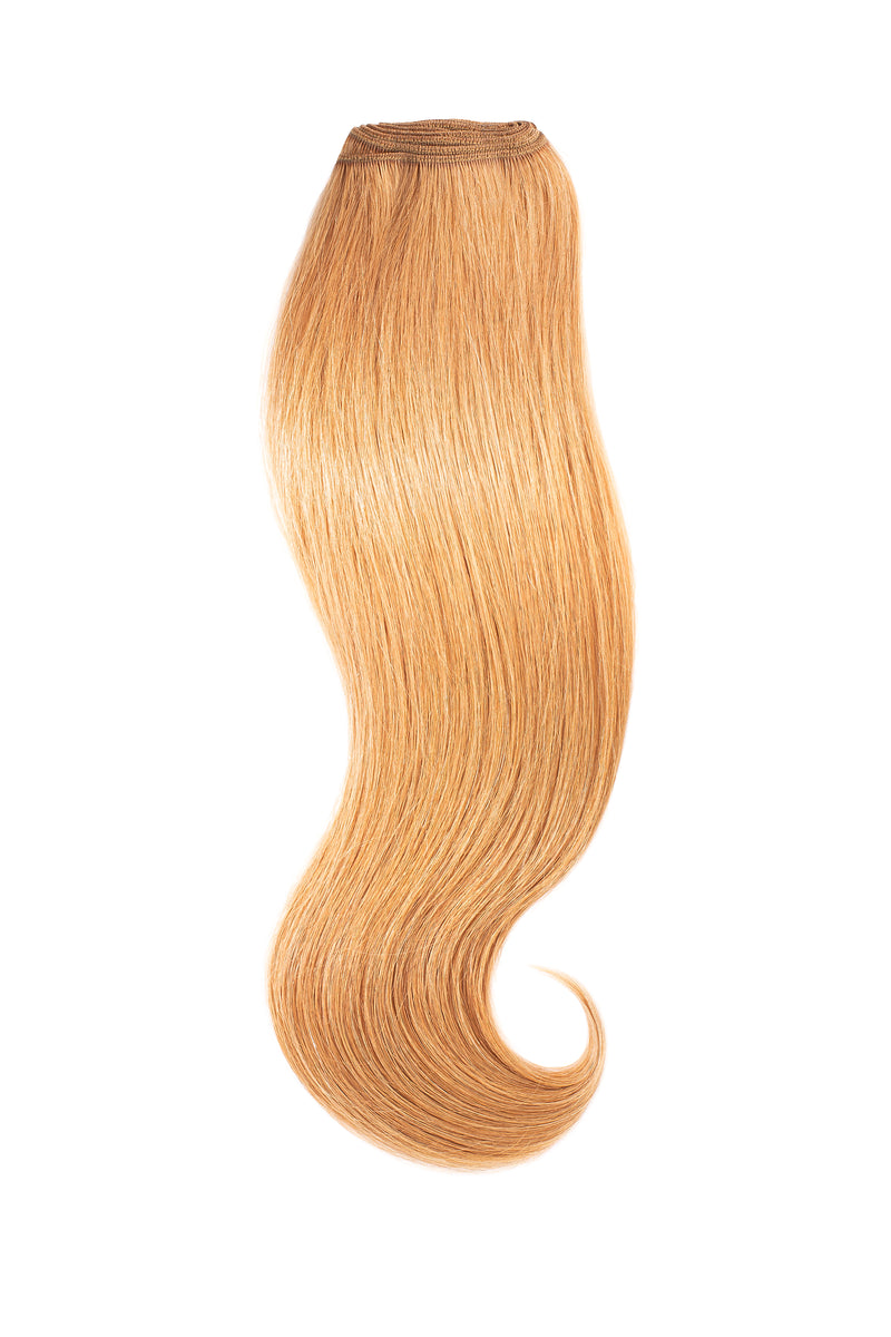 Red Copper Traditional Hair Weft Bundle