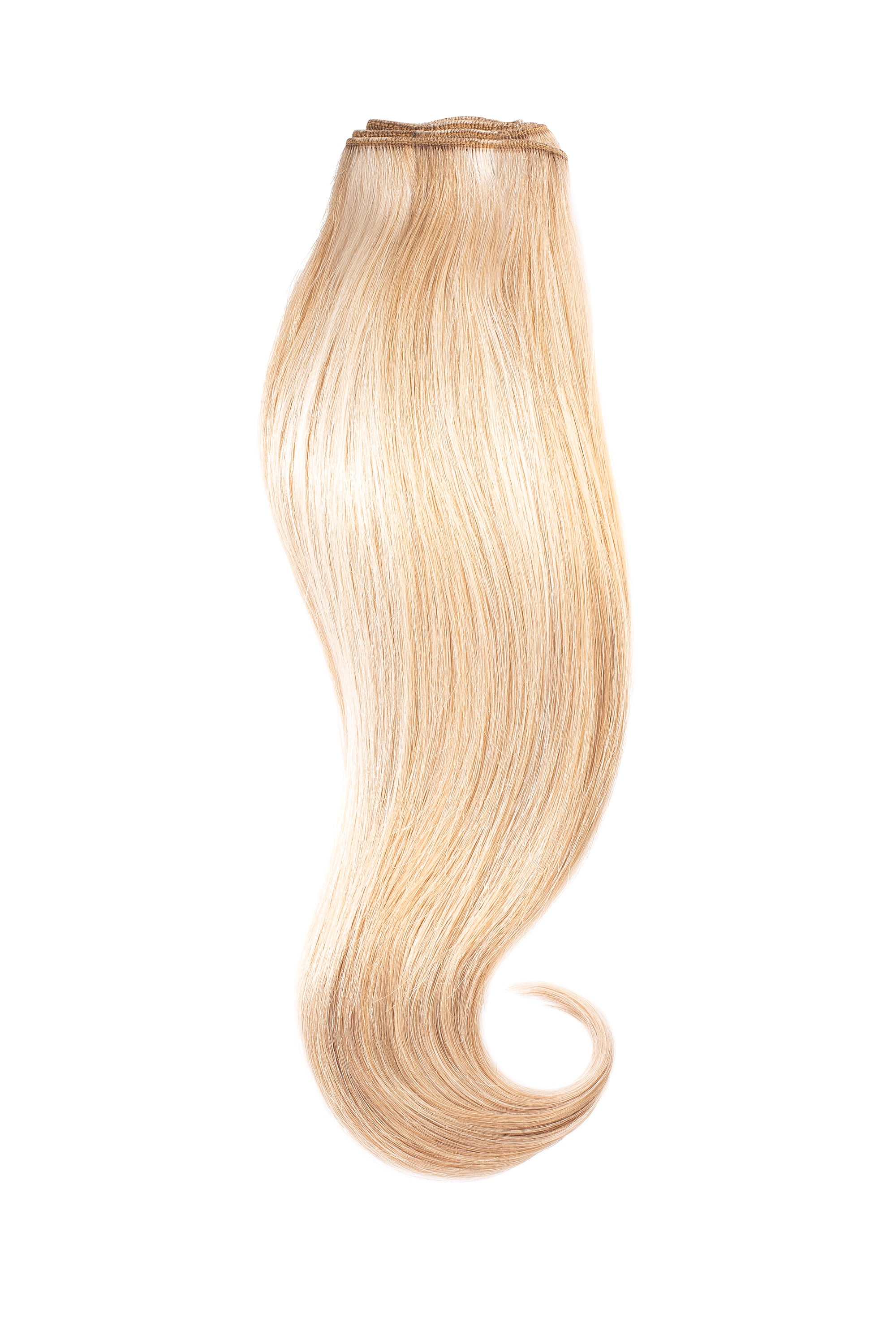 Dirty Blonde Highlights Traditional Hair Weft Bundle
