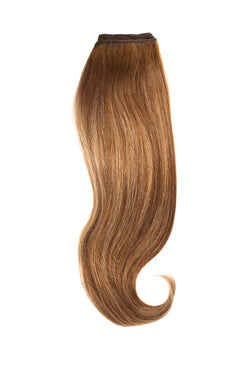 Mocha Bronde Balayage Traditional Hair Weft Bundle