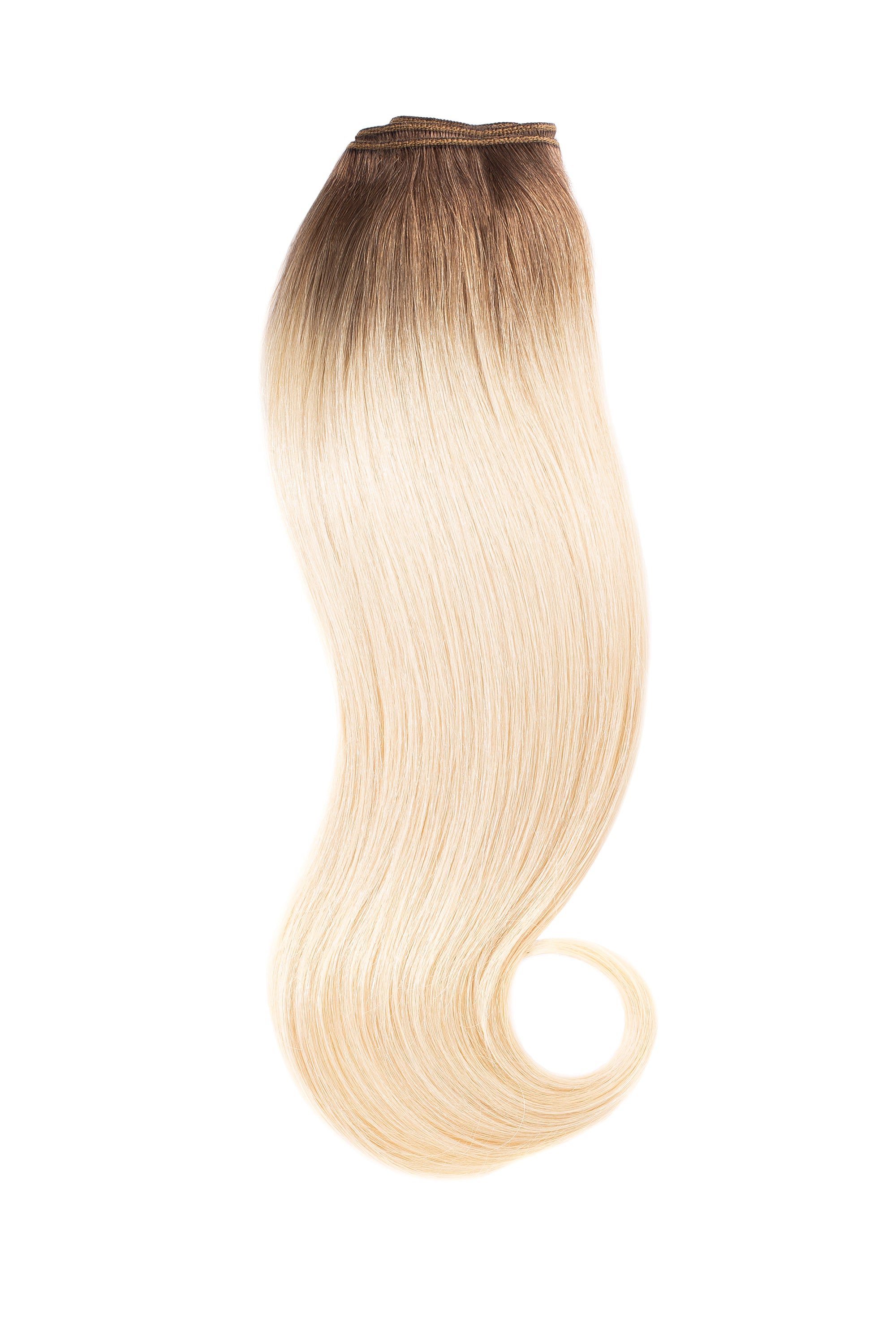 Bright Blonde Ombre Weft Bundle