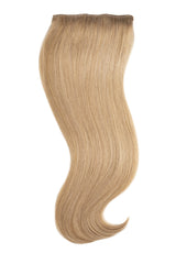 Dirty Blonde Silk Lace Clip In Hair Extension