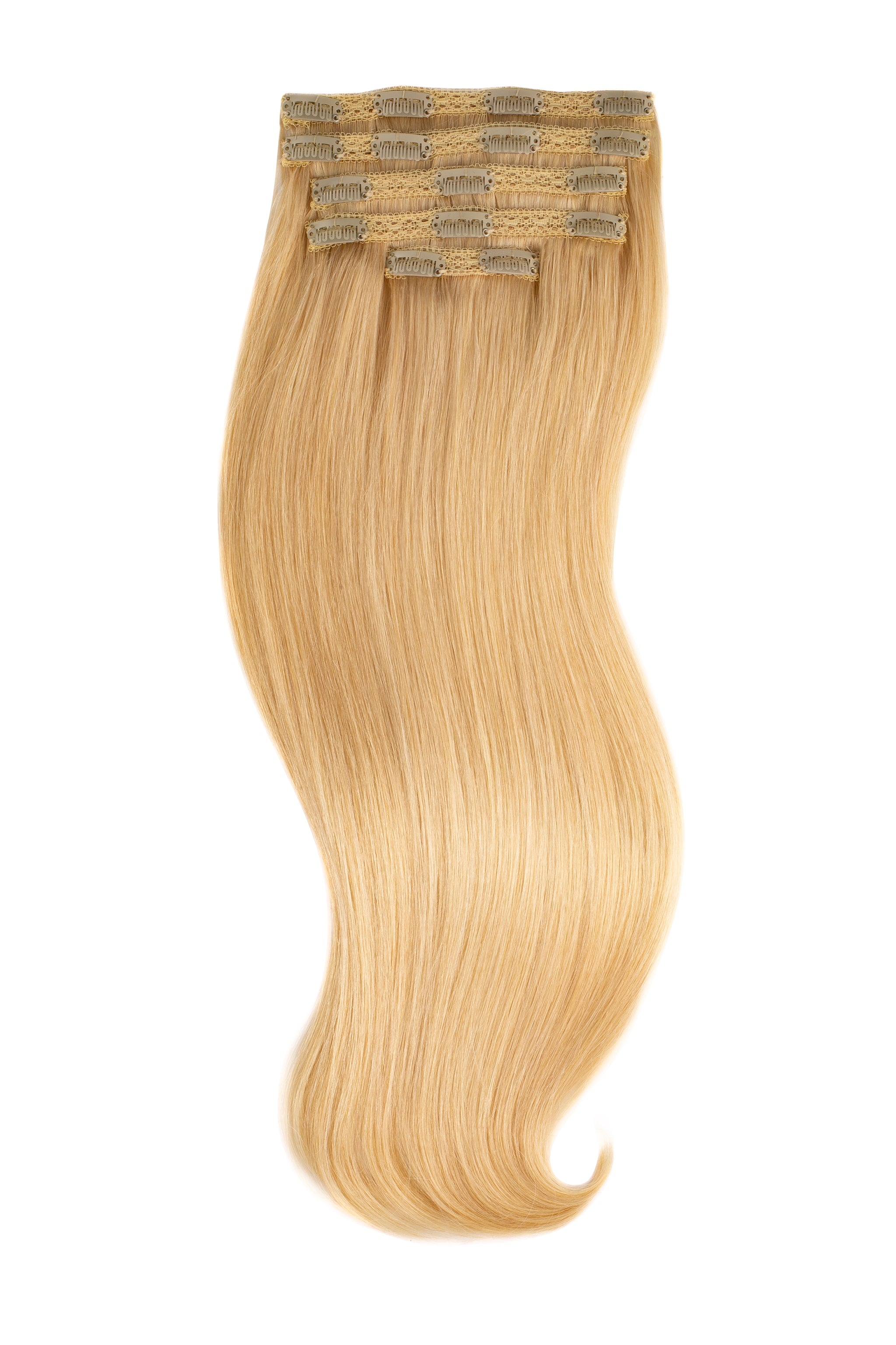 24G Naturally Glam Lace Clip Ins
