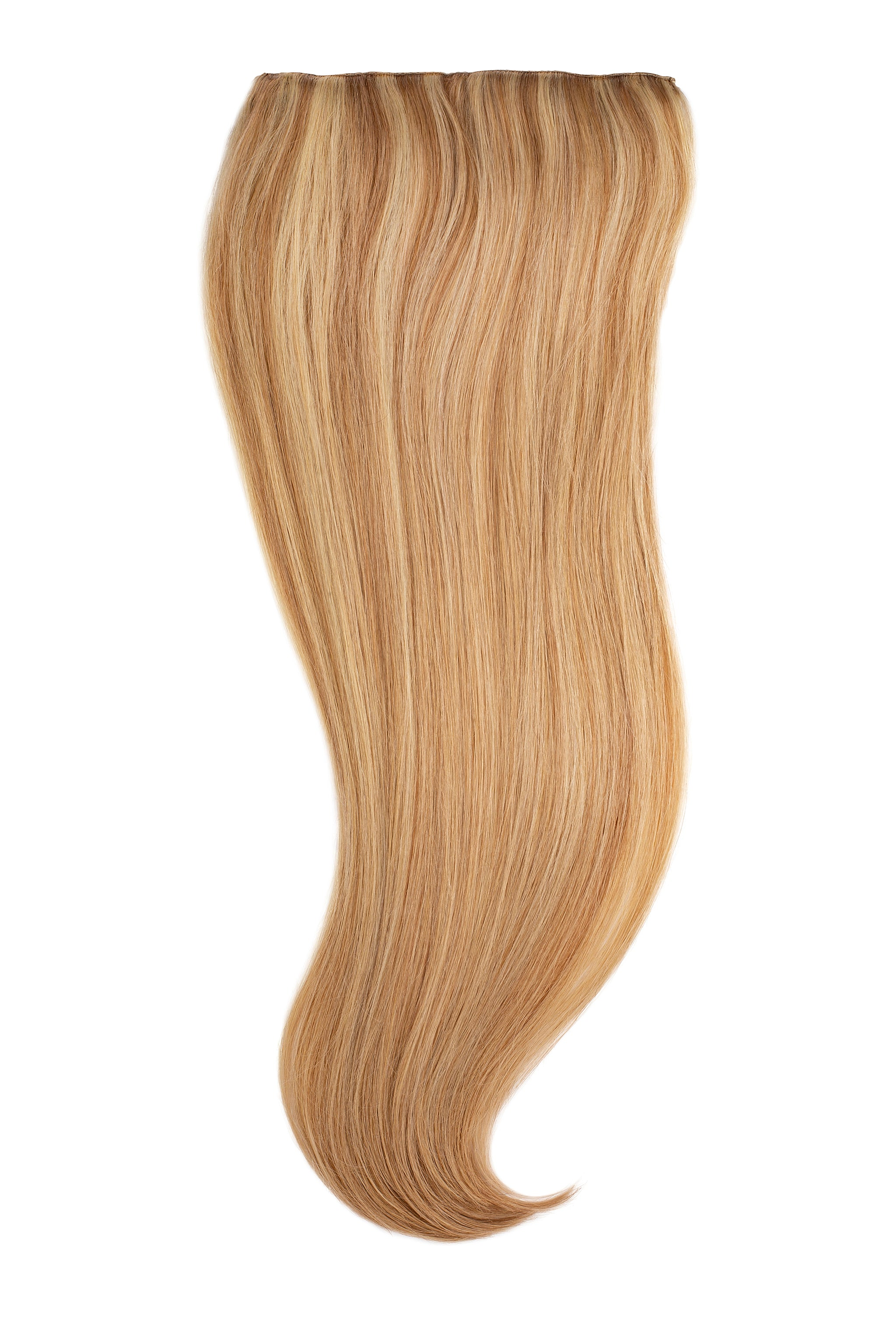 Honey Blonde Highlights Clip In Hair Extensions