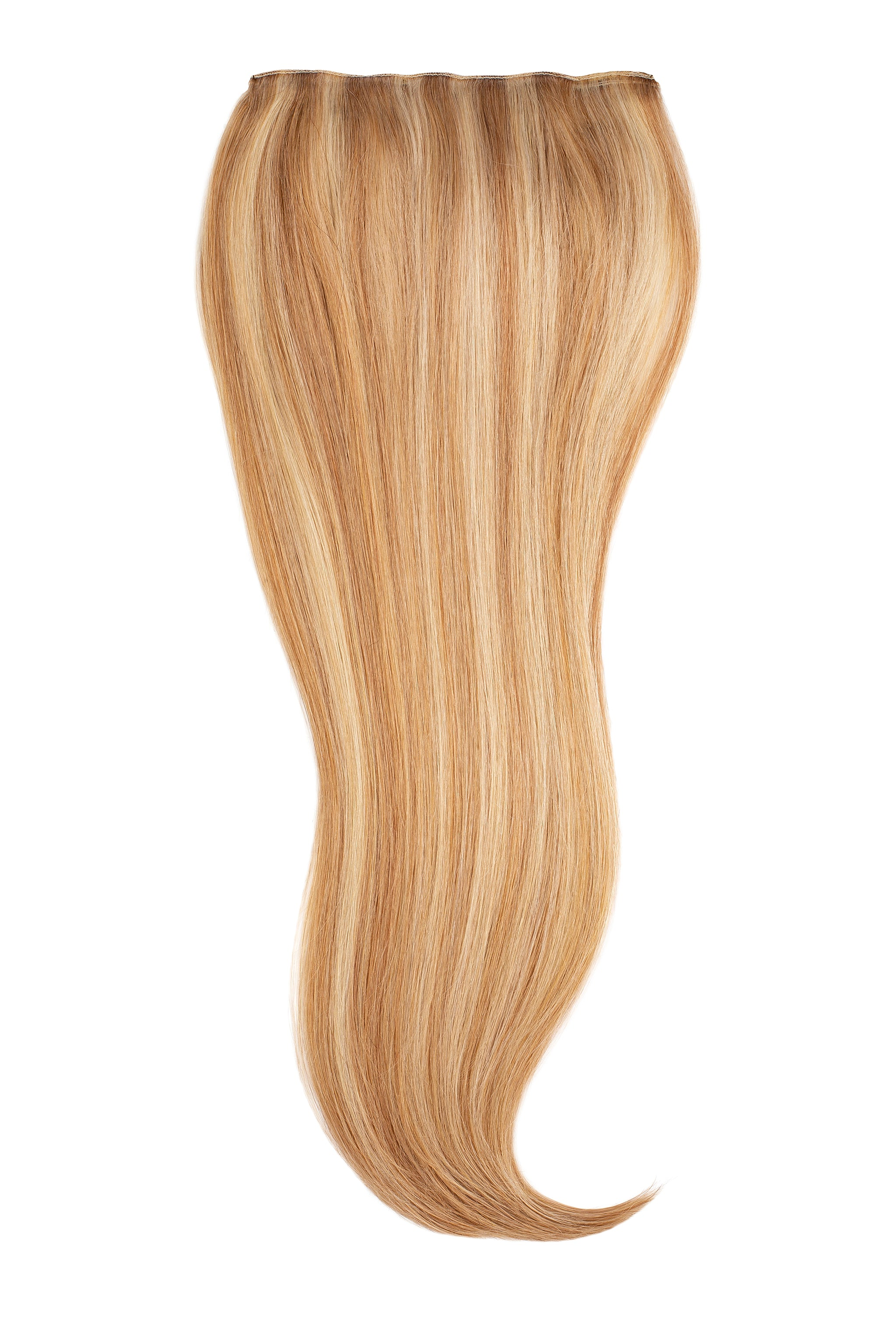 Beach Blonde Highlights (18/613) Silk Lace Clip-Ins