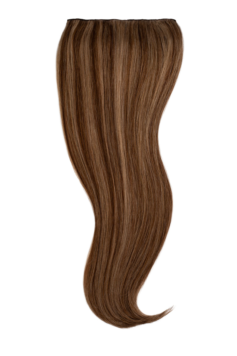 Silk Lace Clip In Hair Extensions