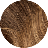 Mocha Bronde Balayage Halo Hair Extension