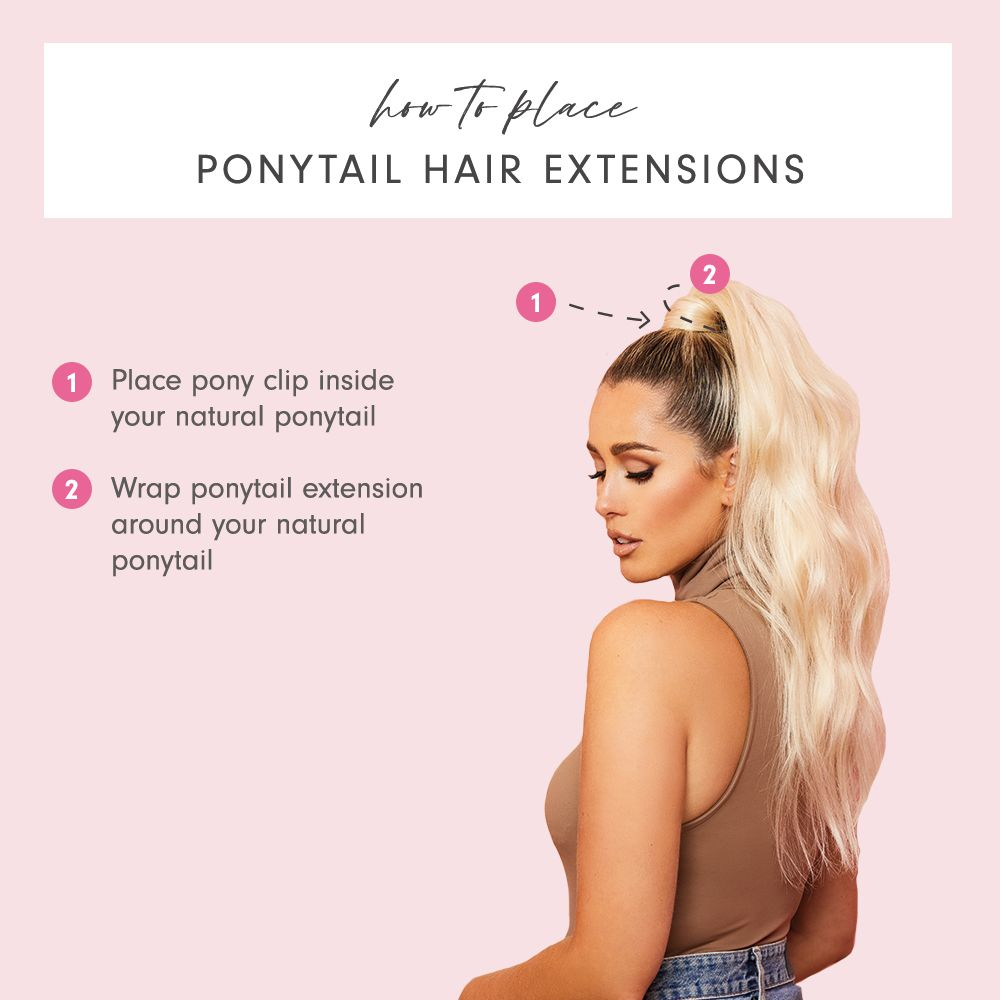 Ponytail Installation