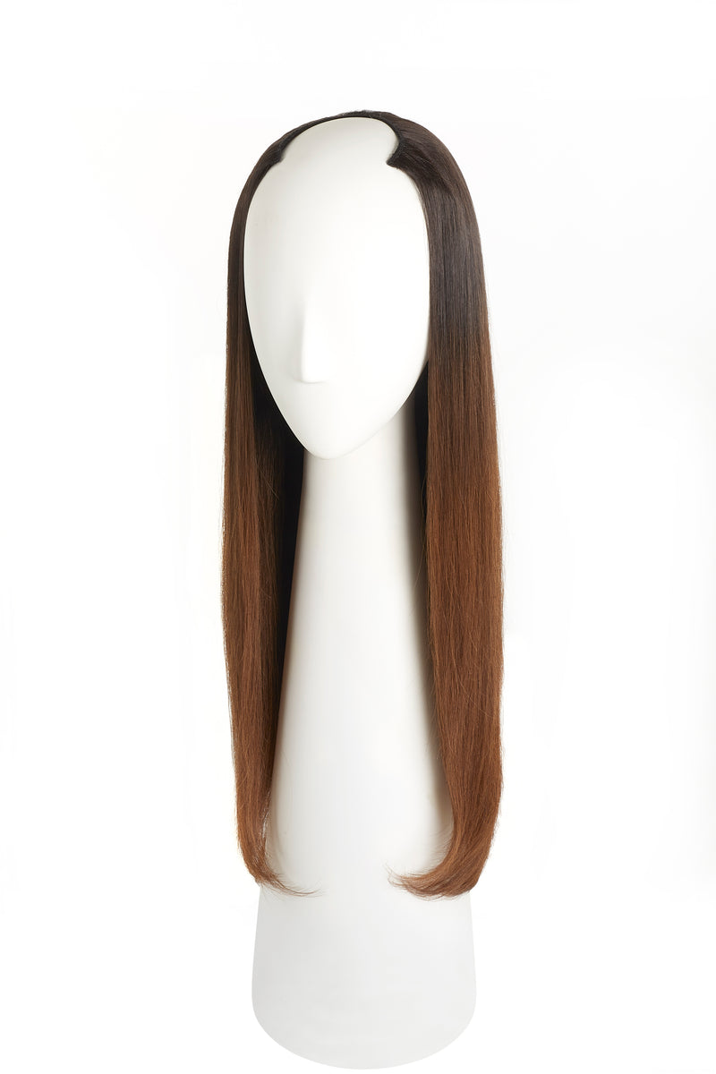 Chocolate Dip Ombré (1B/2/4) U-Part Wig