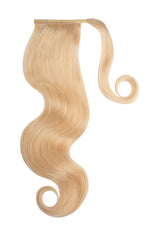 Beach Blonde Clip In Ponytail Hair Extensions