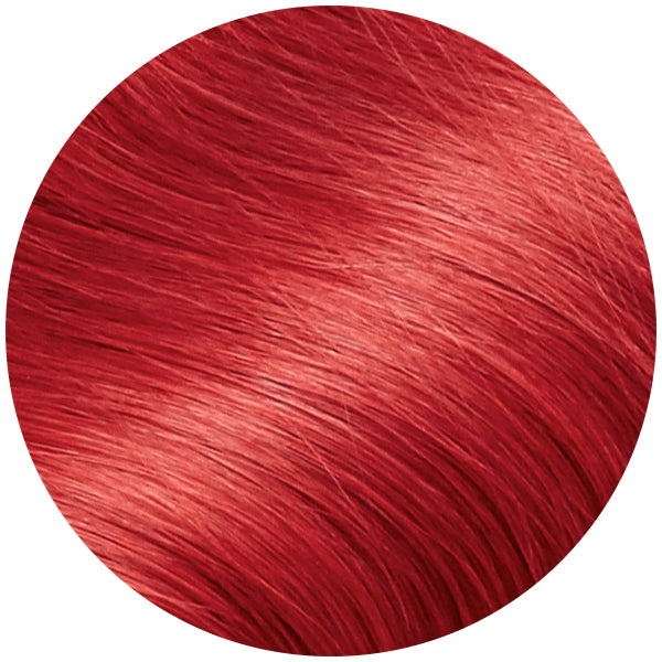 Ultra Seamless Tape In Hair Extensions Red