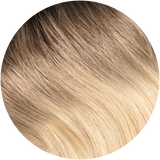 Seamless Clip In Hair Extensions Santa Monica Blonde