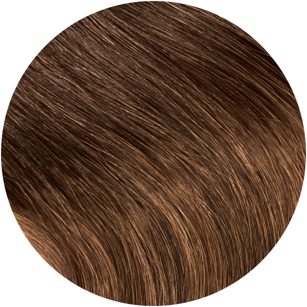 Remy Tape In Hair Extensions Soft Brunette Balayage