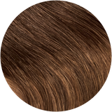 Soft Brunette Balayage Traditional Hair Weft Bundle