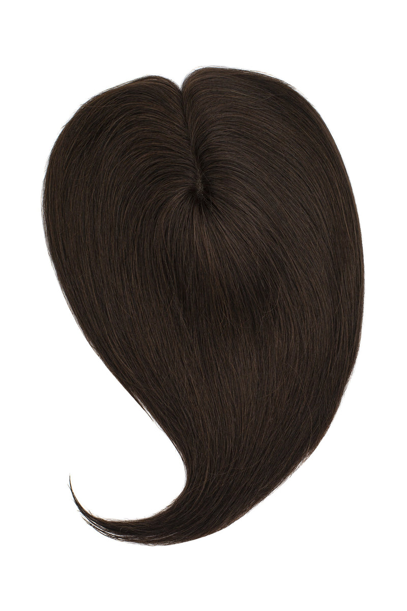 Glam Seamless Extensions Human Hair Toppers for women