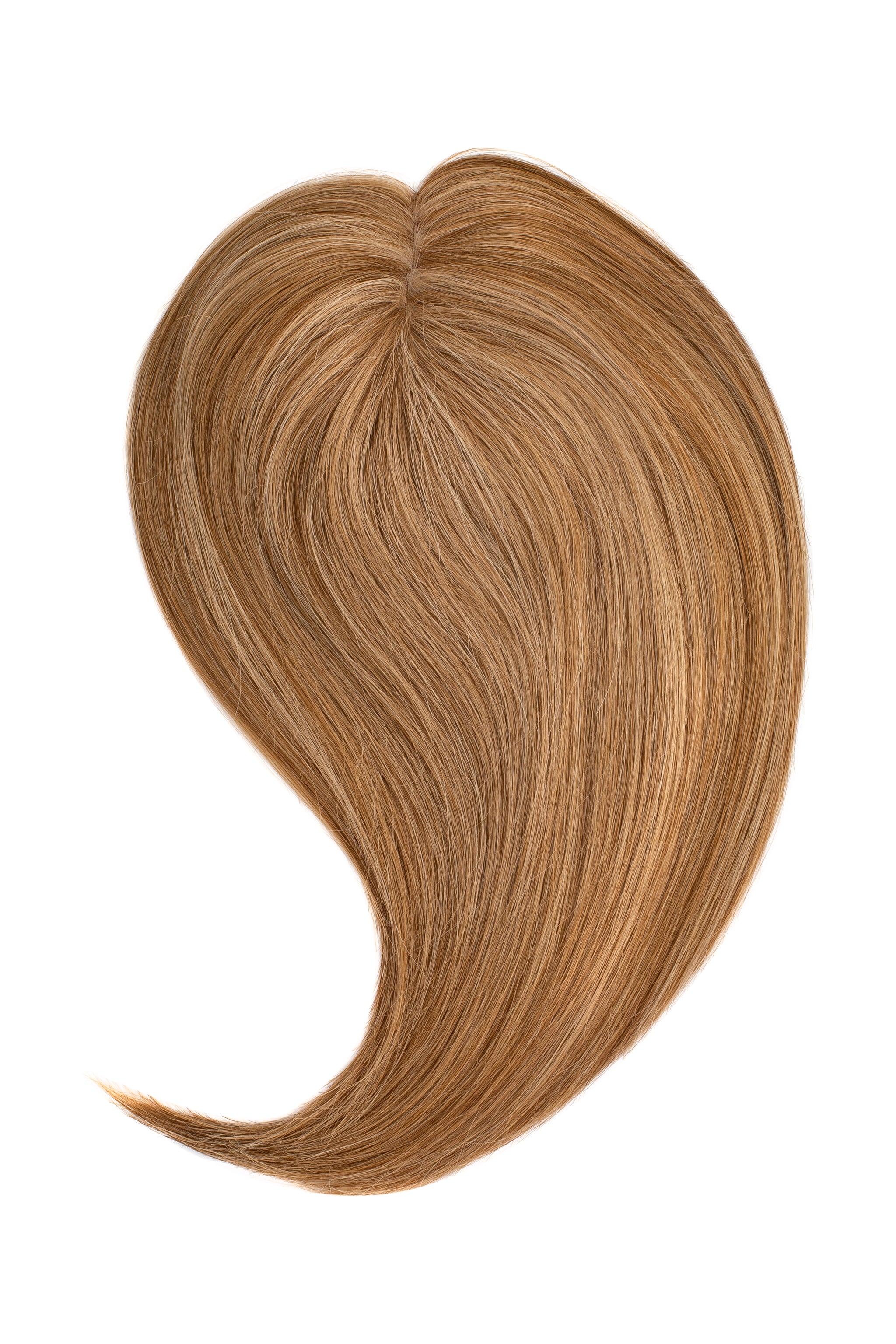Glam Seamless Extensions Human Hair Invisi Topper for women