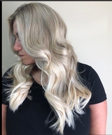 Clip In Hair Extensions Melted Ice Ombre