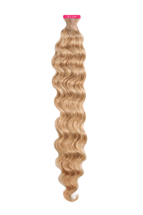 Dirty Blonde Wavy Tape-In Extension