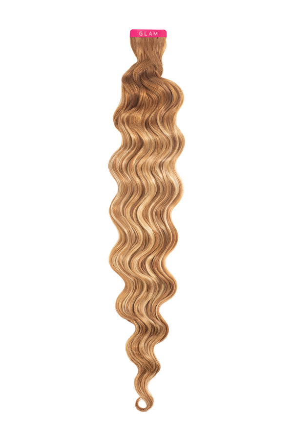 Bahamian Balayage Wavy Tape-In Hair Extension