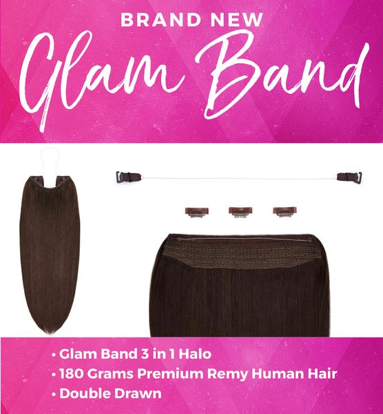 Copper (130) Glam Band