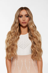 Invisi Weft Bundle Dirty Blonde