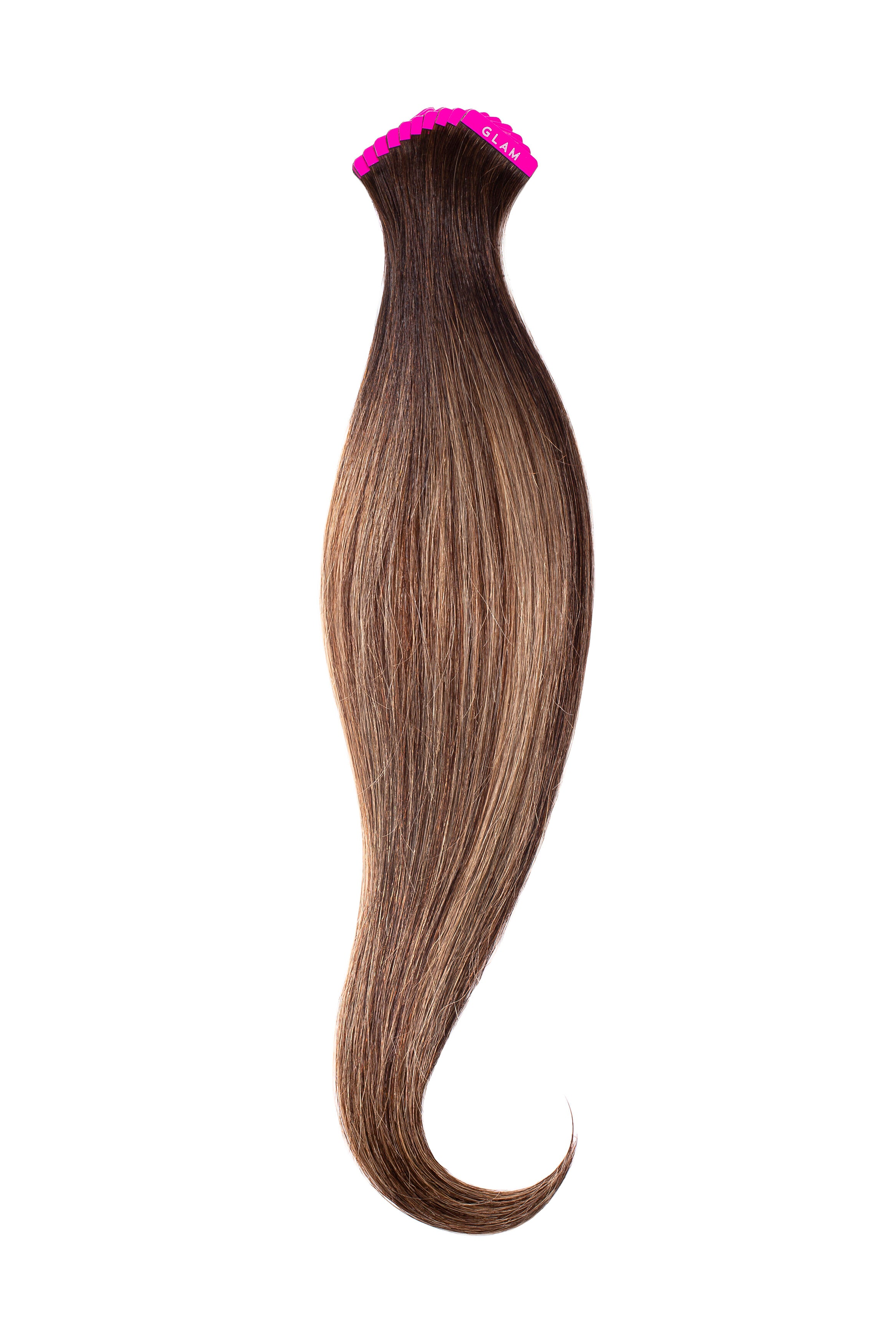 Bronde Balayage Ultra Seamless Tape In Hair Extension