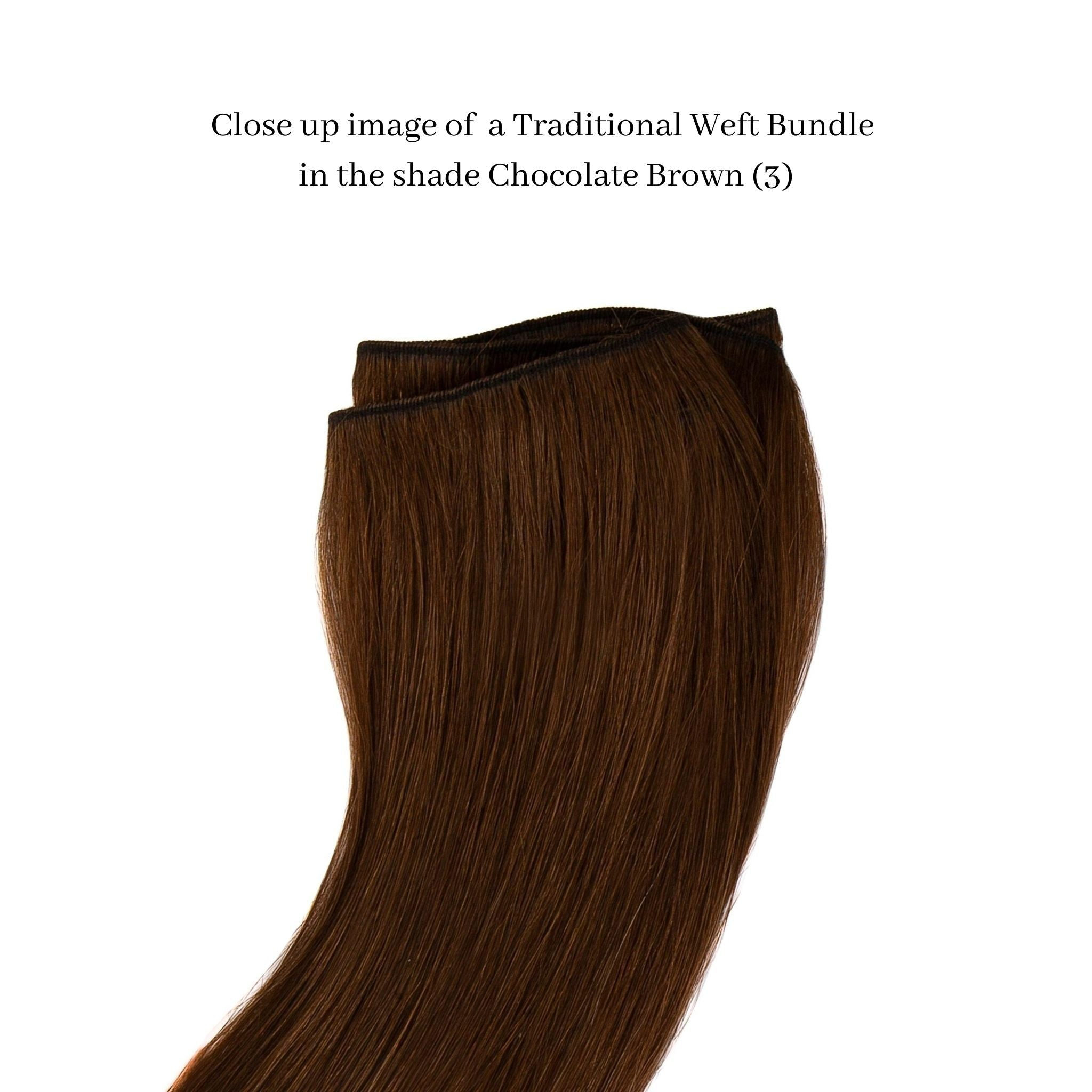Traditional Weft Bundle