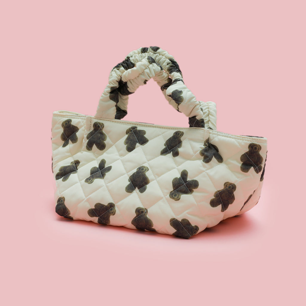 Animal quilting bag