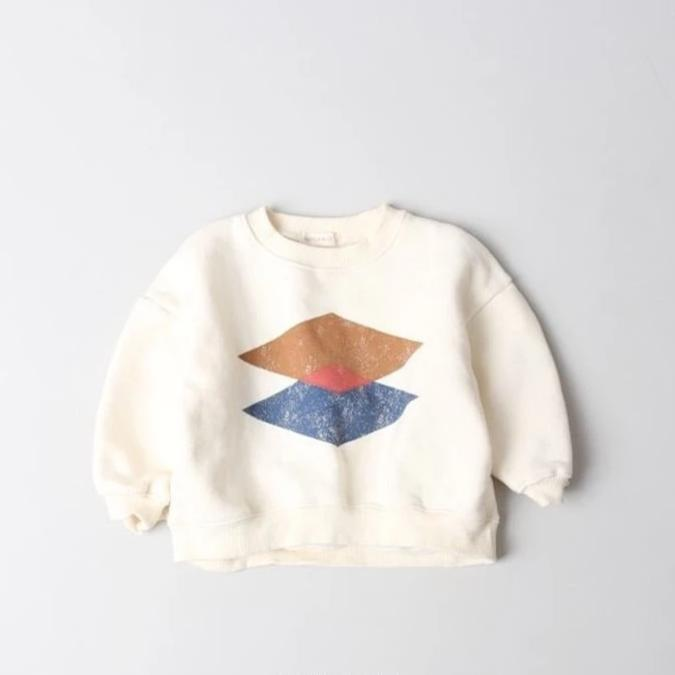 Diamond Overfit Sweatshirt