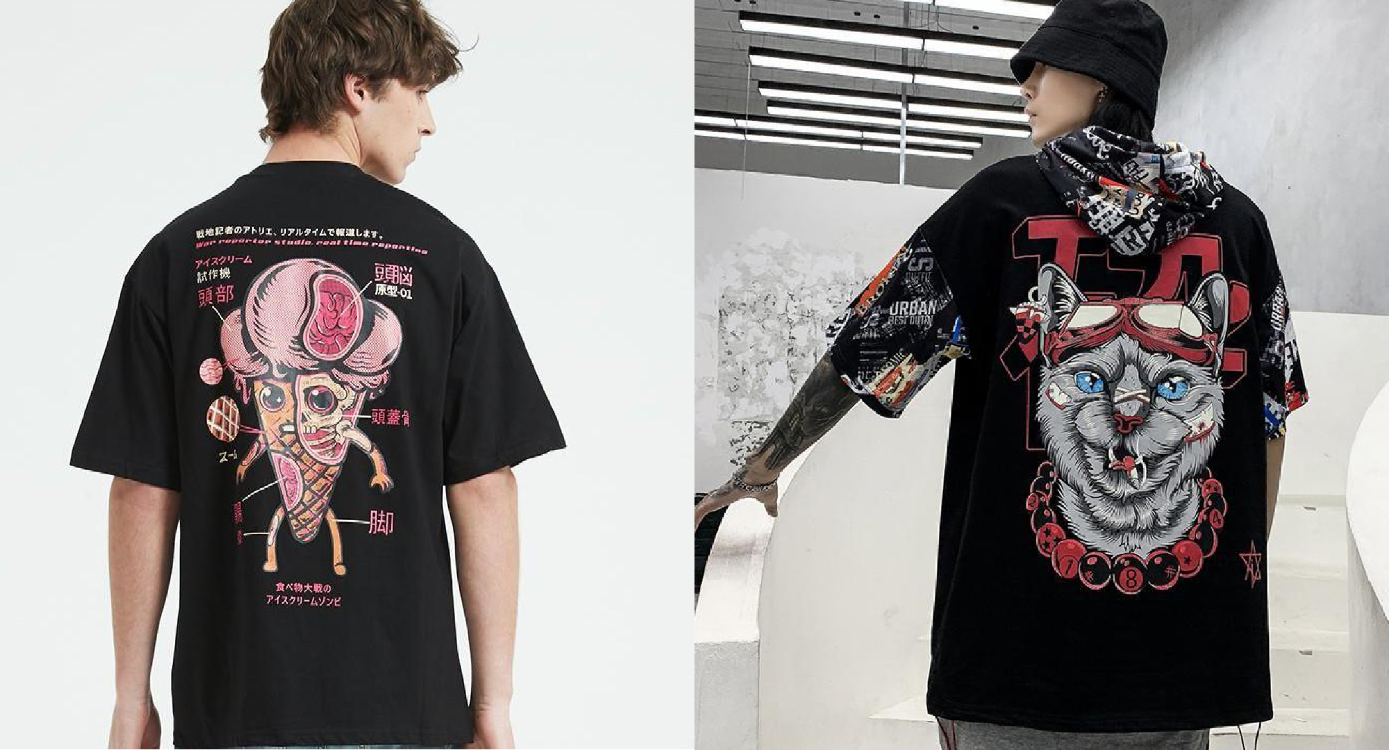 ASIAN INFLUENCE ON STREETWEAR