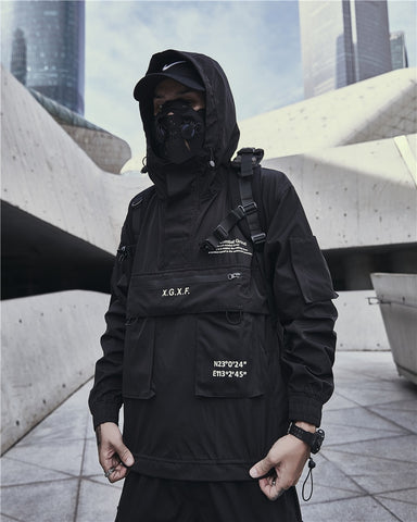 Techwear jacket shop