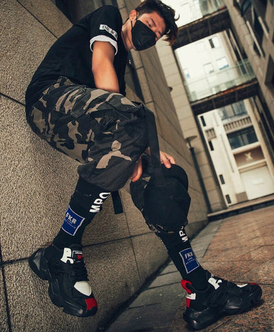 Japanese streetwear shoes